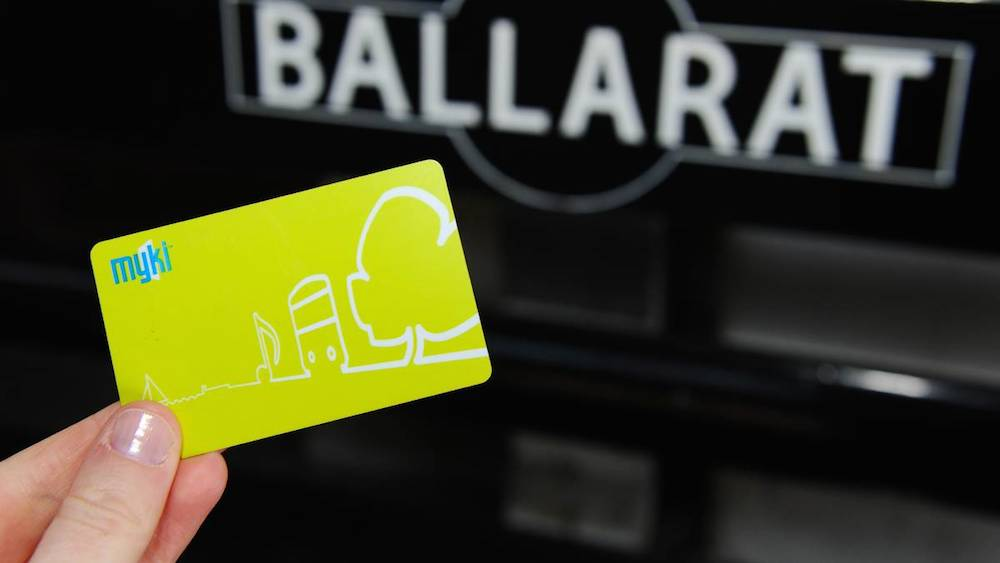 Melbourne developer created app to top up Myki cards