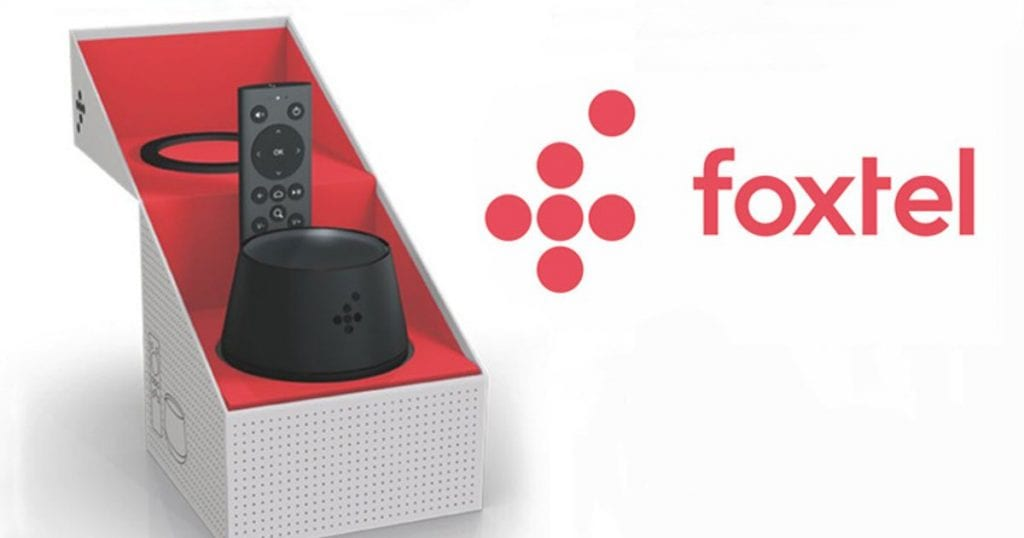 New Foxtel device for your home