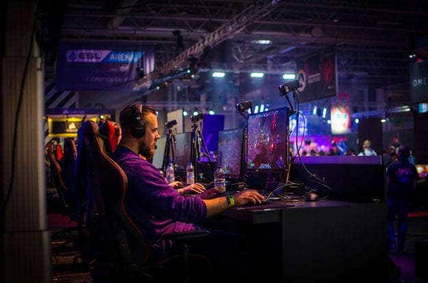 How technology is re-shaping the future of gaming